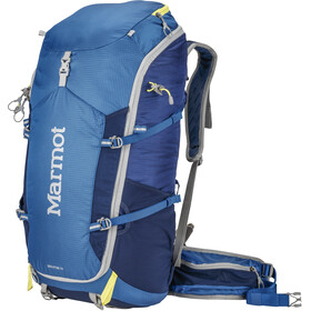 Marmot Graviton 34 Mochila, blue night/dark ink